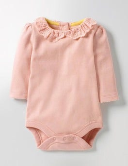 Provence Dusty Pink Pretty Collared Body