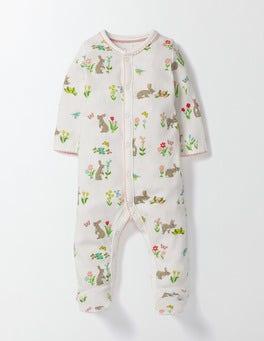 Bunnies Super Soft Sleepsuit