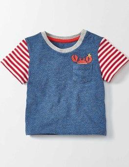 Snorkel/Crab Fun Pocket T-Shirt