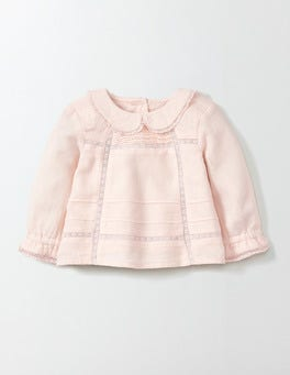 Pink Icing Pretty Woven Top