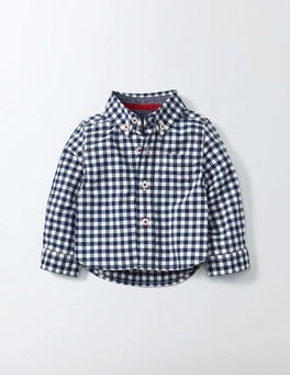 Beacon Gingham Baby Shirt