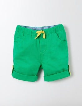 Astro Green Roll-up Trousers