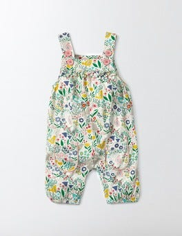 Multi Spring Meadow Spring Meadow Jersey Dungarees