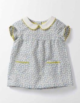 Bluebell Poppy Ditsy Pretty Tea Dress