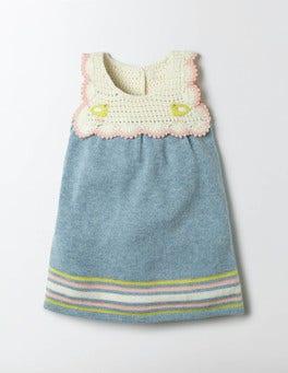 Bluebell Crochet Knit Dress