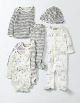Ivory Lambs New Baby Starter Gift Set