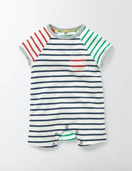 Hotchpotch Stripe Fun Summer Romper