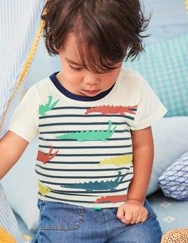 Summer Stripy T-Shirt