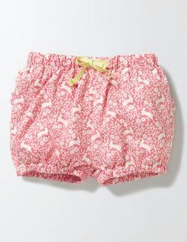 Peach Sorbet Bunnie Woodblock Pretty Summer Bloomers