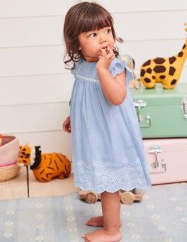 Broderie Summer Dress