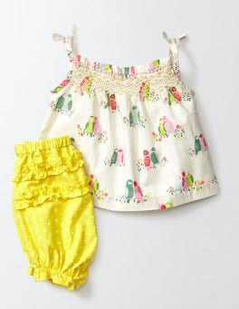 Summer Smocked Play Set