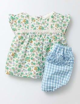 Multi Summer Floral Holiday Play Set