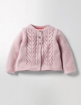 Milkshake Pink Cosy Cardigan