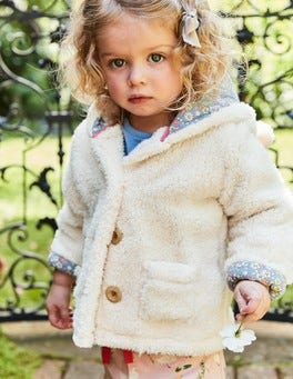 Cosy Teddy Jacket