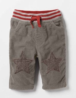 Star Patch Trousers
