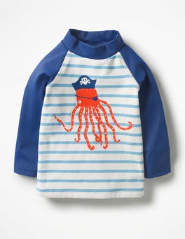 Sea Creature Rash Vest
