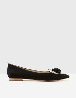 Pointed Tassel Flat