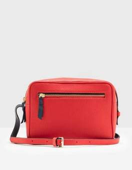 Post Box Red Lyon Crossbody Bag