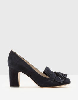 Pippa Heeled Loafers