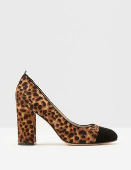 Tan Leopard Lisbeth Heels