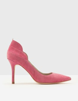 Rose Blossom Carrie High Heel Pumps