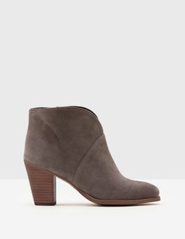 Poissy Heeled Ankle Boot