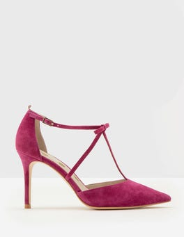 Fallen Fruit Jennifer T-Bar Heels