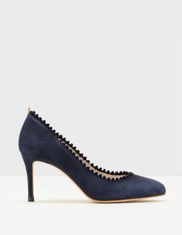 Polly Mid Heel Pumps