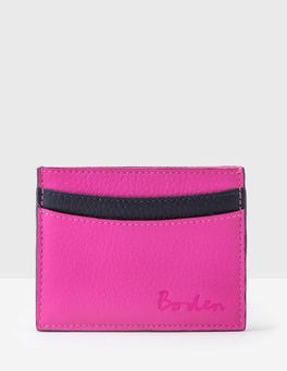 Party Pink Card Holder