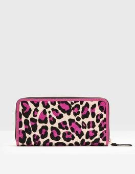 Pink Leopard Paola Purse
