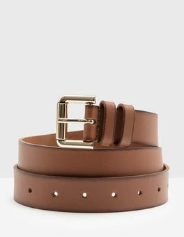 Tan Classic Belt