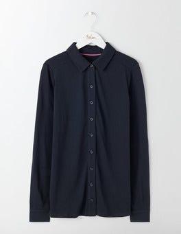 Navy Jersey Shirt