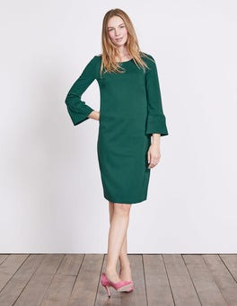 Deep Forest Lavinia Ponte Dress