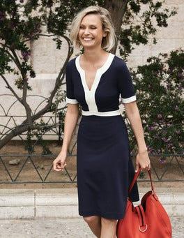 Constance Ponte Dress