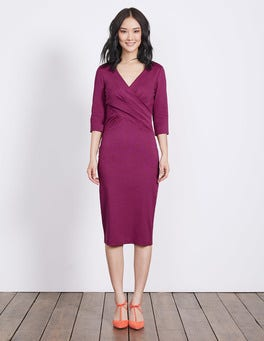 Fallen Fruit Connie Ponte Dress