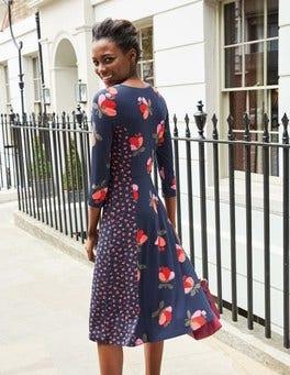 Alannah Jersey Dress