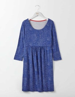 Greek Blue Starlight Spot Must Have Tunic