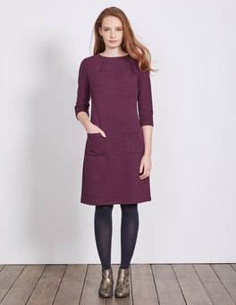 Black Forest Marisole Jacquard Dress