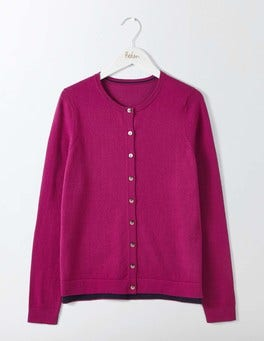 Fallen Fruit Favourite Crew Cardigan