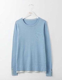 Delph Blue Tilly Jumper