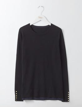 Black Tilly Jumper