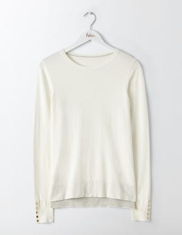 Ivory Tilly Sweater