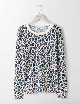 Multi Leopard Rafaela Printed Sweater