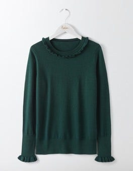 Deep Forest Bernadette Jumper