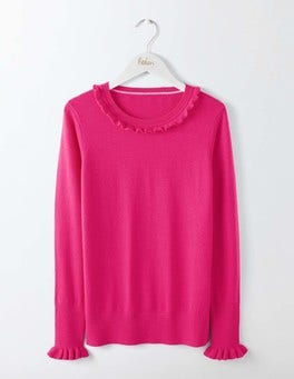 Party Pink Bernadette Sweater