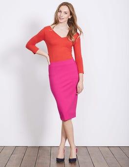 Hampshire Ponte Skirt