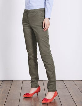 Fell Green Burford Beaded Chino