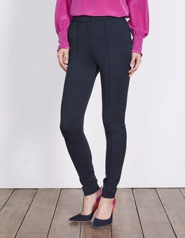 Navy Hampshire Skinny Pants