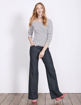 Windsor Wide Leg Jeans