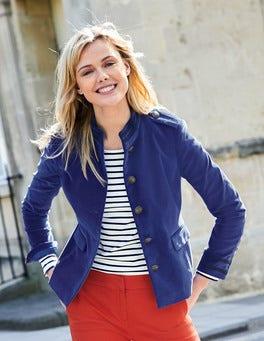 Leyburn Velvet Jacket